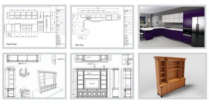 Cabinet Softwares in Designing